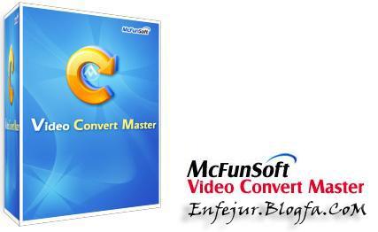 مبدل قدرتمند فايلهاي ويديويي با Video Convert Master v8.2.10.1033