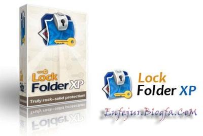 قفل گذاری و مخفی نمودن فایلهای خود با EverStrike Lock Folder XP v3.7.7