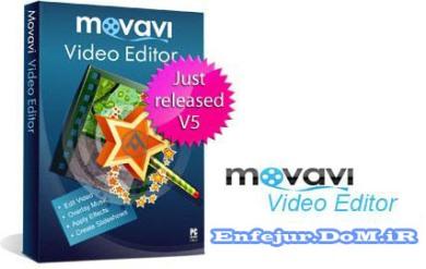ویرایش فیلم ها از این ساده تر نمی شود! Movavi Video Editor v4.0.5
