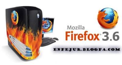 نسخه جدید مرورگر محبوب و دوست داشتنی فایرفاکس Mozilla Firefox 'Namoroka' 3.6 Alpha 1